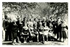 Из фонда Венюкова И.Б. Встреча ветеранов 6- 9 мая 1979 г. в г. Георгиу-Деж