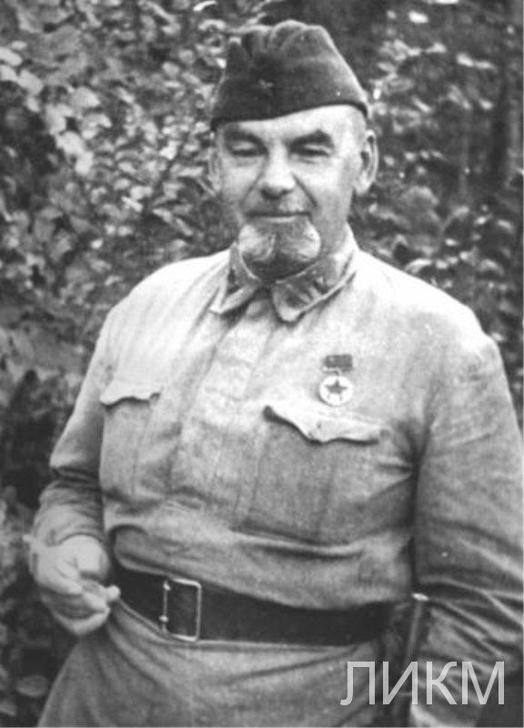 Первый командир 309-й Пирятинской стрелковой дивизии Александр Николаевич Афанасьев (30.12.1941 – 17.11.1942 гг.)