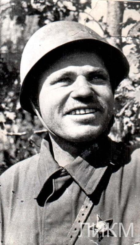 Тимофей Попов - снайпер дивизии